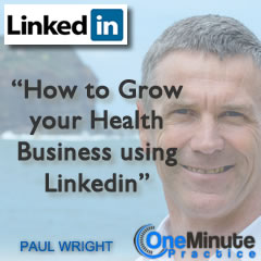 How to Grow your Health Business using Linkedin