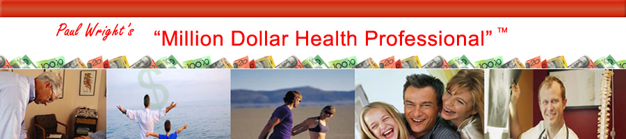 The Million Dollar Health Professional - phone 02 9966 9464